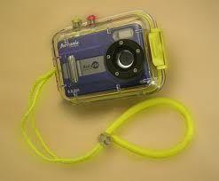 Дигитален фотоапарат за подводни снимки