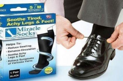 """Eластични чорапи """"Magic Socks"""" против разширени вени"""
