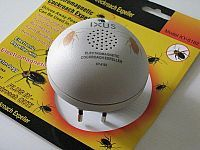 Устройство против хлебарки, мухи и насекоми